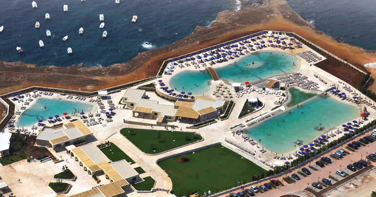 piscina ecologica